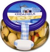 Řecký předkrm bílé fazole Eridanous