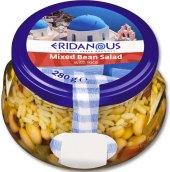 Řecký předkrm fazolový salát Eridanous