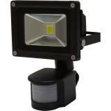 Reflektorové LED světlo se senzorem
