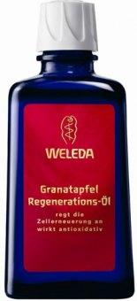 Olej pleťový regenerační s granátovým jablkem Weleda