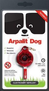 Repelent pro psy elektronický přívěšek Arpalit Aveflor