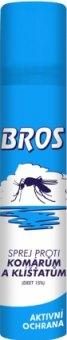Repelent proti komárům a klíšťatům sprej Bros