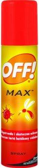 Repelent sprej na komáry a klíšťata Max Off!