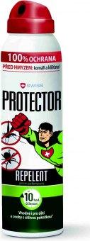 Repelent sprej Protector Swiss