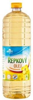 Řepkový olej Albert Quality