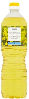 Řepkový olej Tesco
