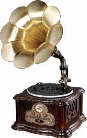 Retro gramofon s CD Platinium