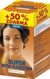 Doplněk stravy Revital Super beta-karoten Vitar