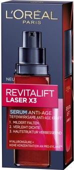 Sérum pleťové pro vypnutí a korekci Laser X3 Revitalift L'Oréal