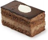 Řez čokoládový mražený