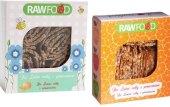 Rolky lněné Bio Rawfood