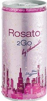Sekt Rosato Frizzante - 2Go