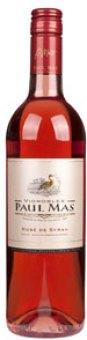 Víno Syrah de Rosé Paul Mas