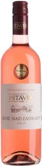 Víno Rosé 2012 Růžený J. Stávek