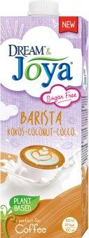 Rostlinný nápoj Barista Dream & Joya