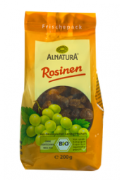 Rozinky Alnatura