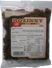 Rozinky Jumbo Česká cena