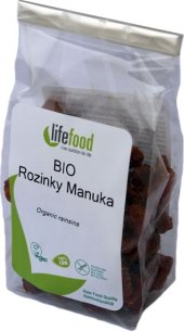 Rozinky Manuka bio Lifefood
