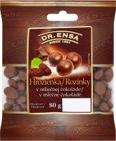 Rozinky v čokoládě Dr.Ensa