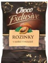 Rozinky v čokoládě Exclusive