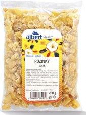 Rozinky zlaté Albert Quality