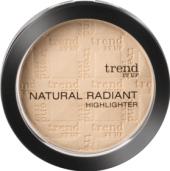 Rozjasňovač Natural radiant Trend IT UP