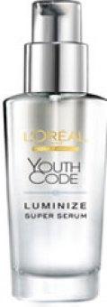 Krém pleťový rozjasňující Kód mládí L'Oréal