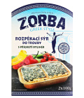 Rozpékací sýr řeckého typu Zorba