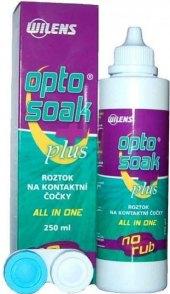 Roztok na kontaktní čočky OptoSoak Wilens