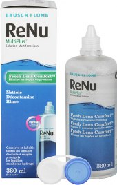 Roztok na kontaktní čočky ReNu MultiPlus