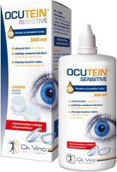 Roztok na kontaktní čočky Sensitive Ocutein