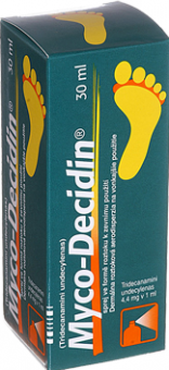 Sprej na plísňová onemocnění Myco-Decidin