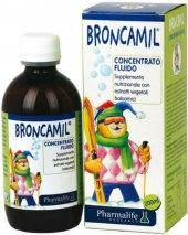 Doplněk stravy při problémech s dýcháním Broncamil Pharmalife