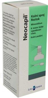 Roztok proti vypadávání vlasů Neocapil Spirig AG