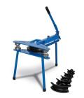 Ruční hydraulická ohýbačka trubek Metallkraft