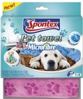 Ručník pro zvířata Pet towel Spontex