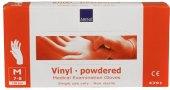Rukavice jednorázové Vinyl Abena