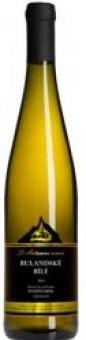 Víno Rulandské bílé Vinařství Blatel - pozdní sběr