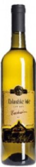 Víno Rulandské bílé Exclusive Vinařství Blatel