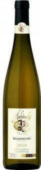 Víno Rulandské bílé Habánské sklepy