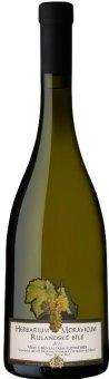 Víno Rulandské bílé Herbarium Moravicum Zámecké vinařství Bzenec - pozdní sběr