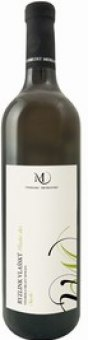 Víno Rulandské bílé Vinselekt Michlovský - pozdní sběr