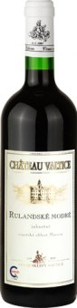 Víno Rulandské modré Chateau Valtice
