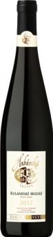 Víno Rulandské modré Habánské sklepy