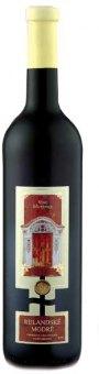 Víno Rulandské modré Vinařství Mutěnice