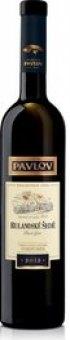 Víno Rulandské šedé Pavlov