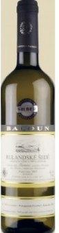 Víno Rulandské modré Vinařství Baloun