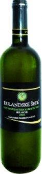 Víno Rulandské šedé Tesco