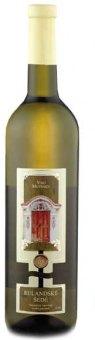 Víno Rulandské šedé Vinařství Mutěnice