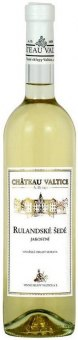 Víno Rulandské šedé Chateau Valtice